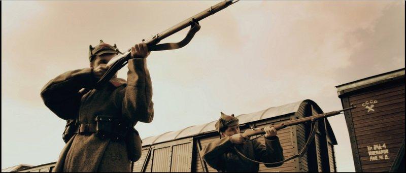 """Кадр з фільму """"Золотий вересень"""", режисер Тарас Химич"""