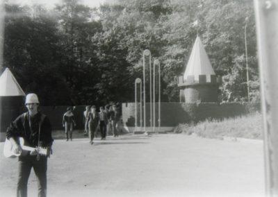 """""""Кінь"""" Роман Тлюстяк, Брюховичі, 18-20 травня 1990"""