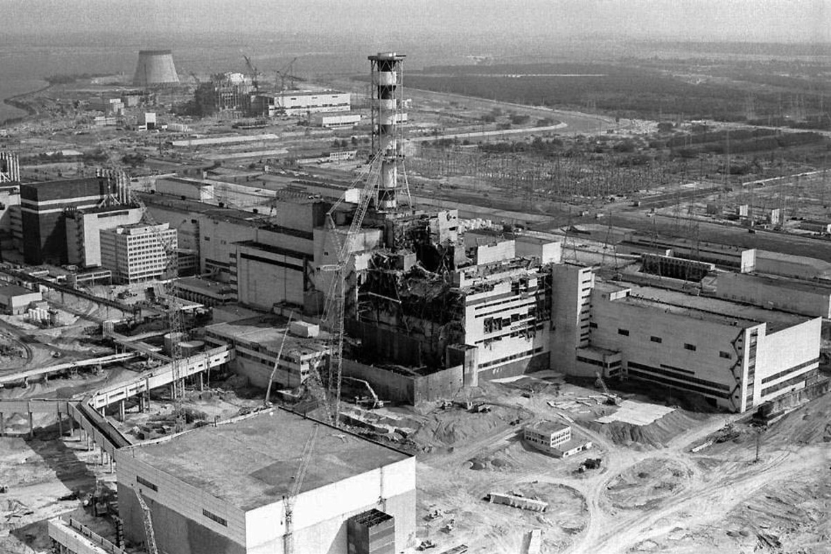 30 річниця катастрофи на Чорнобильській АЕС