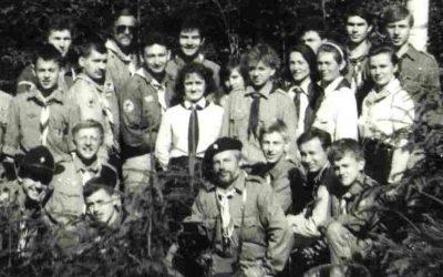 Спогади др. Тата: Окружний табір УПН «Олені» (1993)