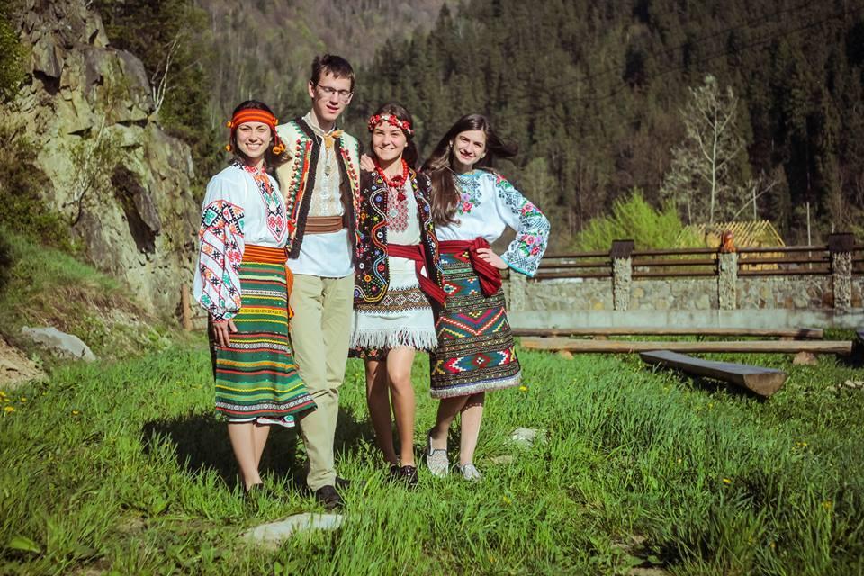 Вишкіл української міфології - Гуцульщина