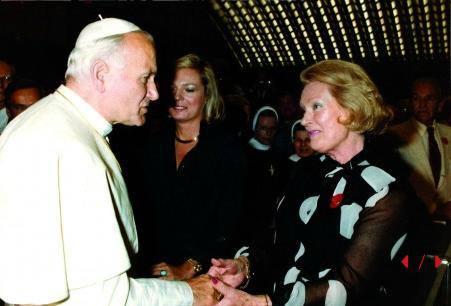 З Папою Римським Іваном Павлом ІІ