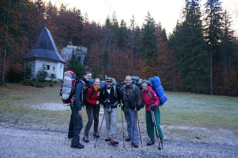 Сходження на Триглав, 2864 м, Словенія