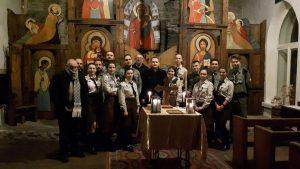 Вифлеємський Вогонь Миру в Таллінні, 17 грудня 2016 р.