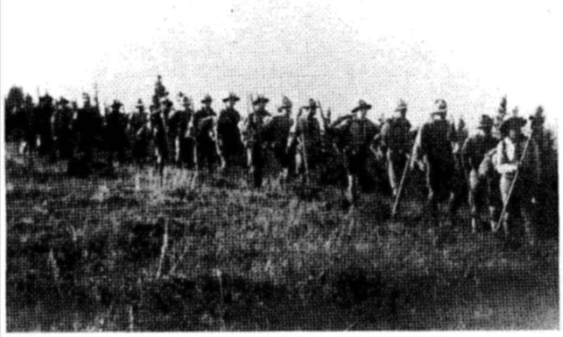 П'ята мандірвка Лісових Чортів: із Сокола до Ворохти, 3-6 серпня 1927