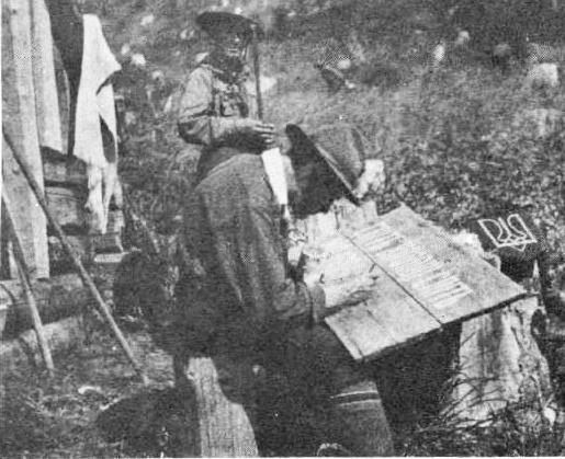 Чорний Джек: спомин з одної мандрівки з Командантом Іваном Чмолою