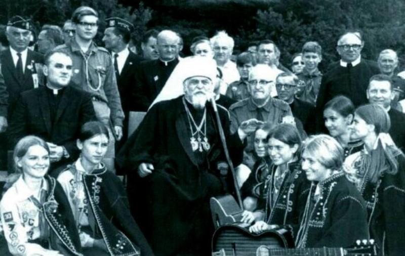 Інтерв'ю з особистим секретарем Йосифа Сліпого отцем доктором Іваном Дацьком