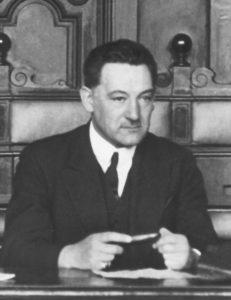 Адвокат Володимир Старосольський у залі суду