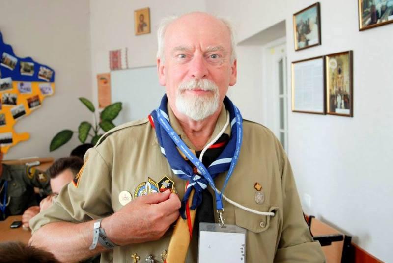 Андрій Горняткевич – скромний доктор наук