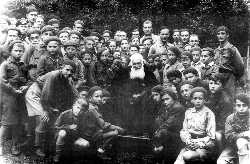 Богдан Сітницький: Ватра на Остодорі