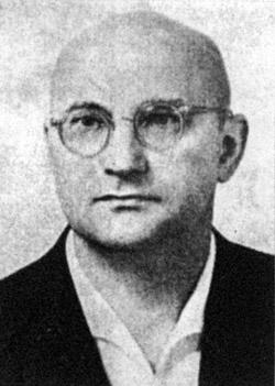 Ребет Лев-Роман, провідник ОУН