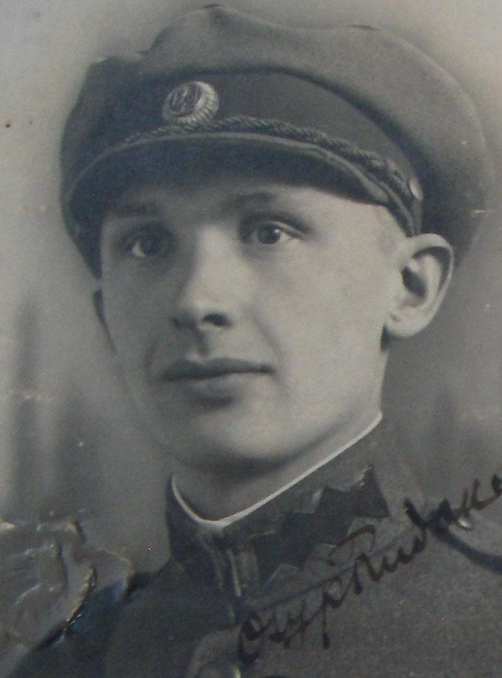 Рудакевич Осип, комендант першого водного табору