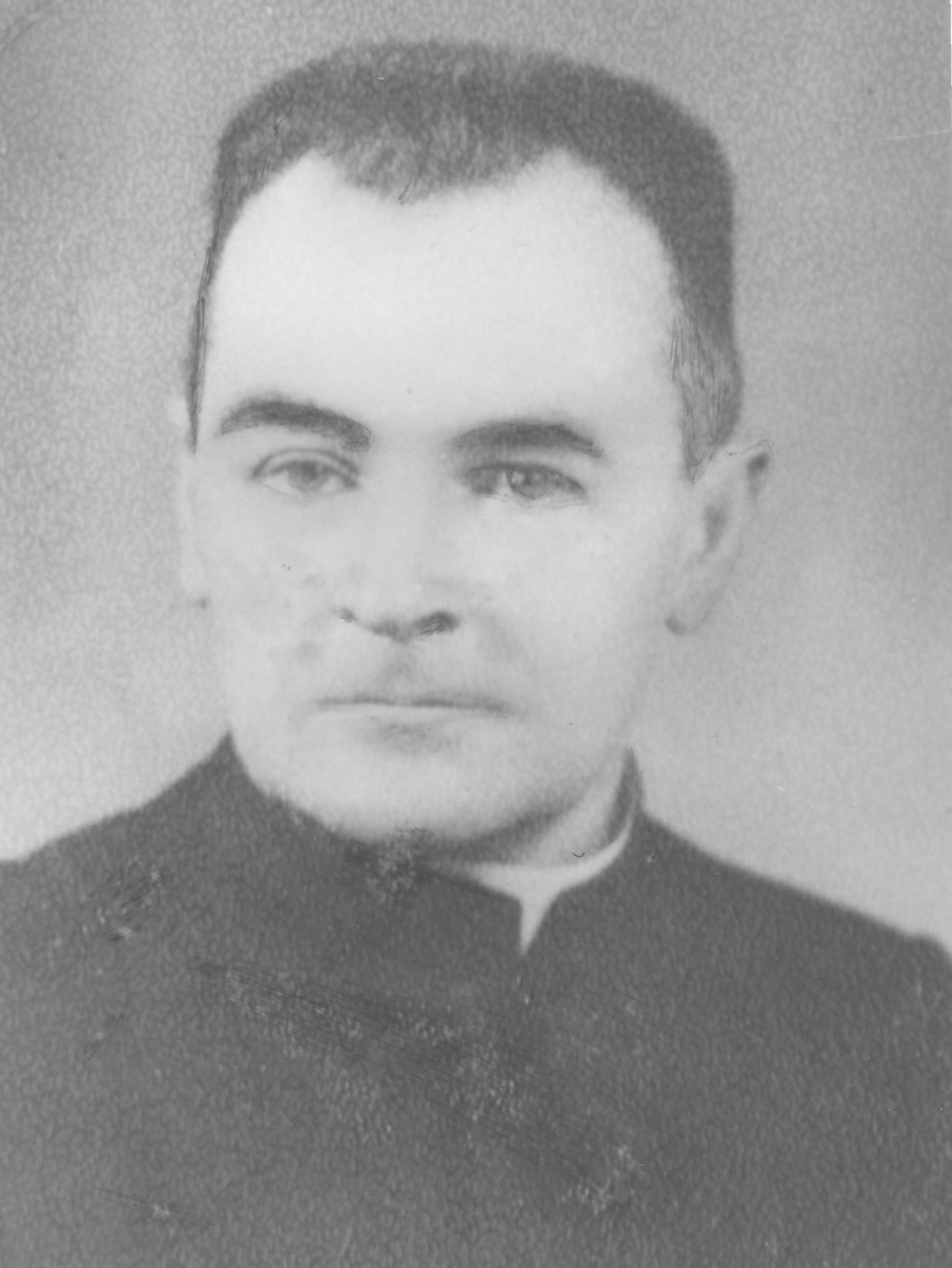 Бучацький о. Олександр, командант таборів новиків