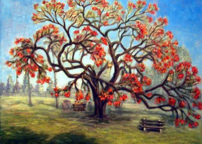 В. Савчак. Коралове дерево