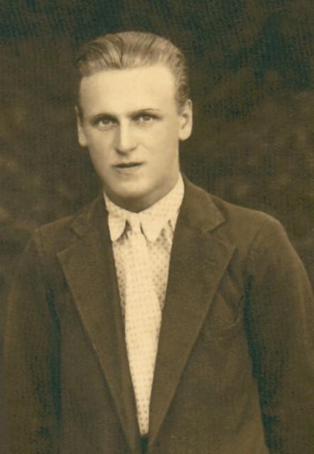 Данилишин Дмитро, член ОУН