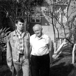 Роман Яримович (праворуч)