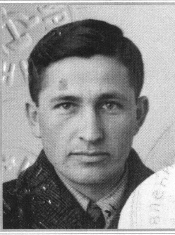 Вовк Микола, член ОУН