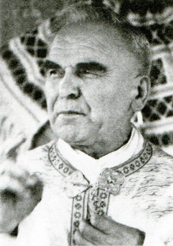 о. Іван Яремин