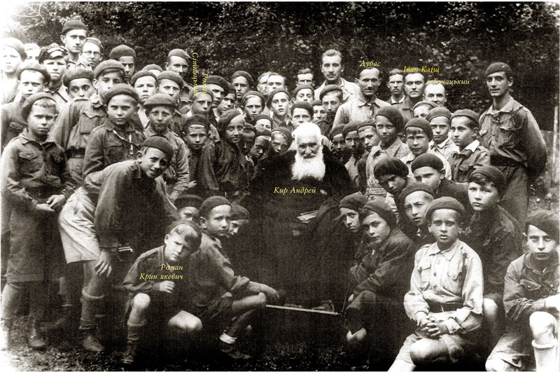 Богдан Макарушка: Мої спомини про Сокіл