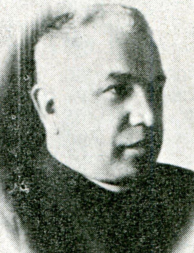 Фіґоль о. Іван, духовний опікун пластової молоді