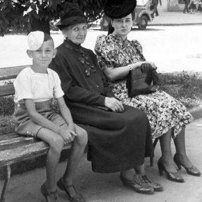 Любомир Гузар, 1940