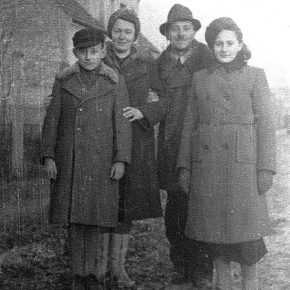 На еміграції, Любомир Гузар, 1944
