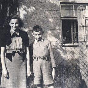 На еміграції, Любомир Гузар, 1940