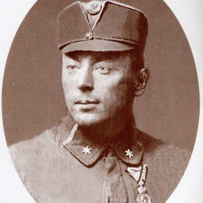 Четар УСС Петро Франко, 1916