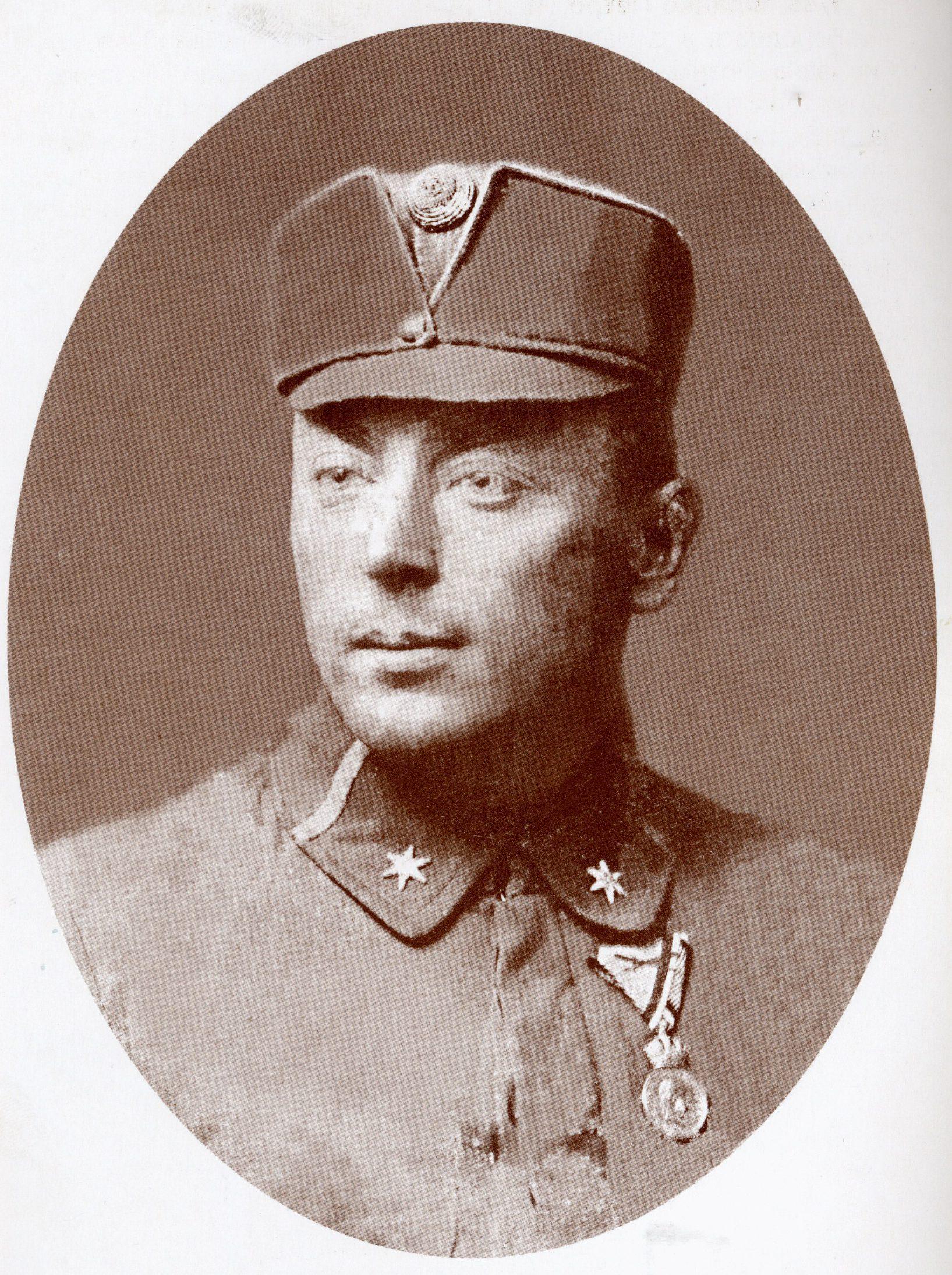 Франко Петро, співзасновник Пласту