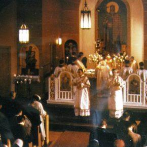 Перша Літургія