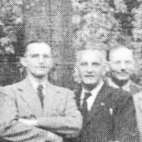 Яро Гладкий, Степан Ґела, Антін Івахнюк, 1952