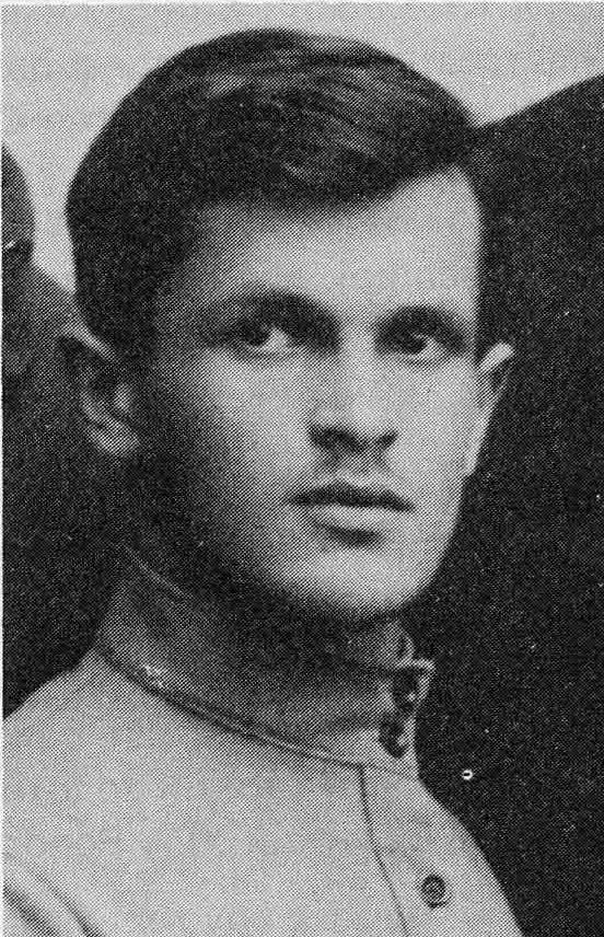 Татомир Володимир, підхорунжий УГА