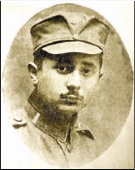 Паньківський Степан-Іван, герой Листопадового чину