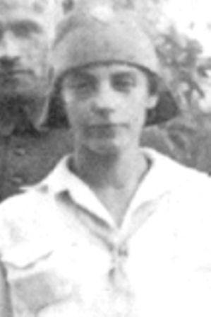Студинська Ірина Марія, в заміжжі Тисовська