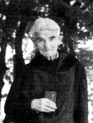 Кладочний о. Йосип, в'язничний капелан