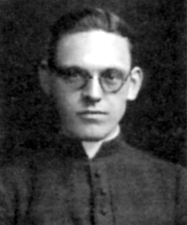 Шевчук о. Василь, повстанський капелан