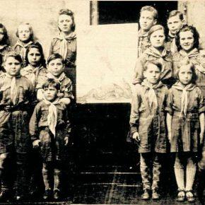Пласт УНР організації в Альґранджі