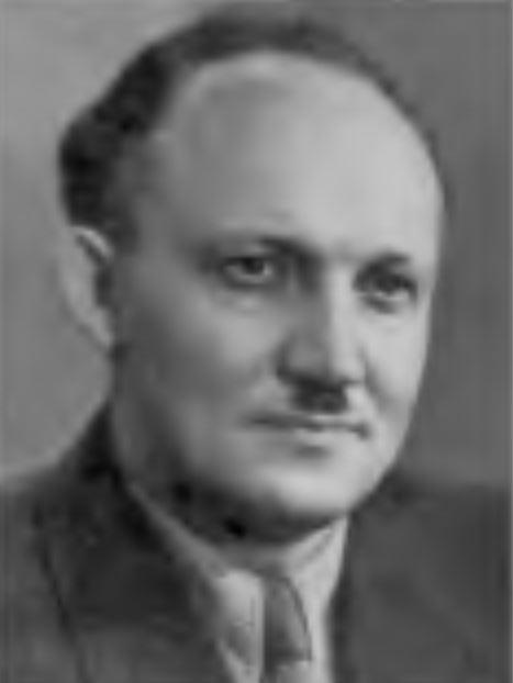 Туркевич Микола, професор-хімік