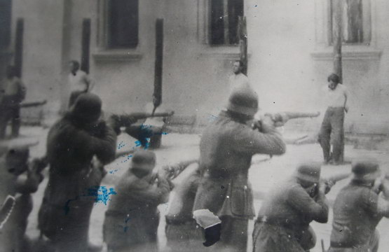 Іван Бондарев: Хроніка одного розстрілу, 1943