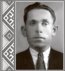 Масляк Микола, член ОУН