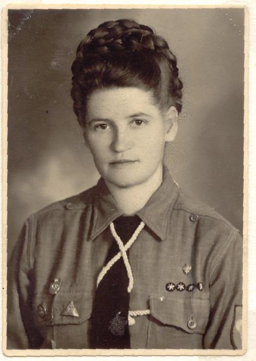 Мурій Марія, новацька виховниця, організаторка дитячих садків