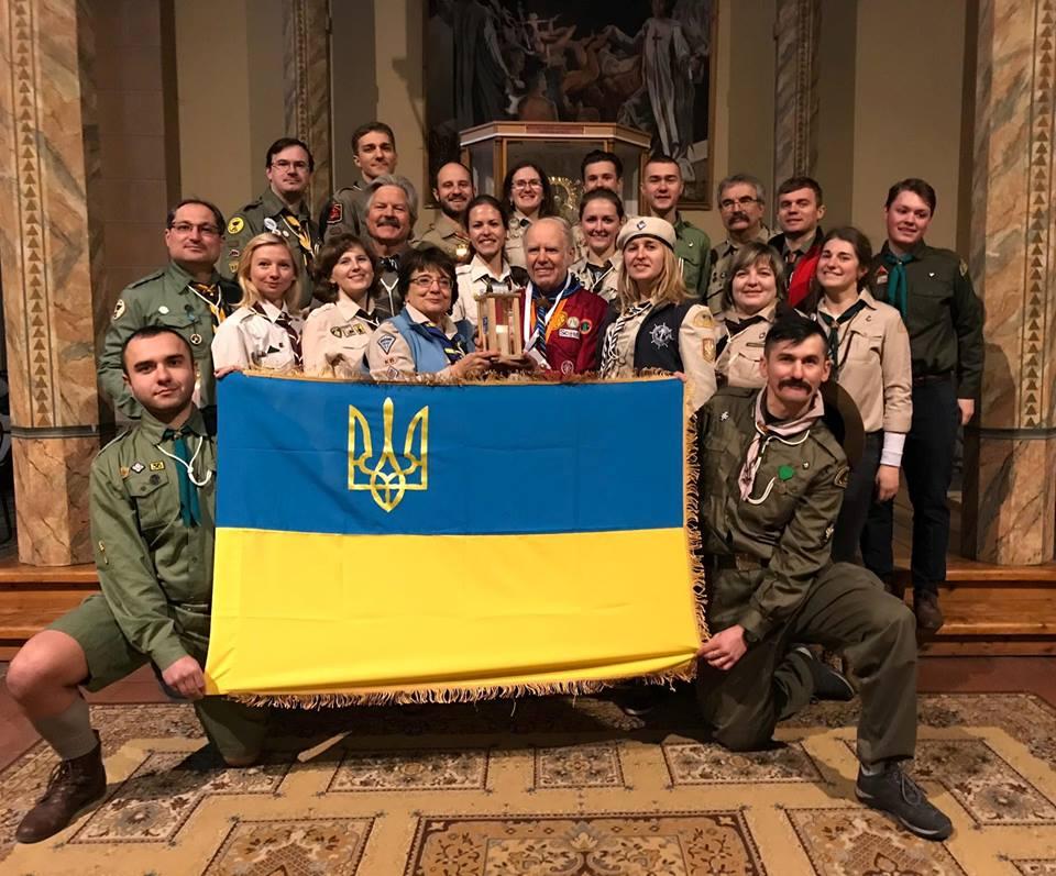 Вифлеємський Вогонь Миру, Україна
