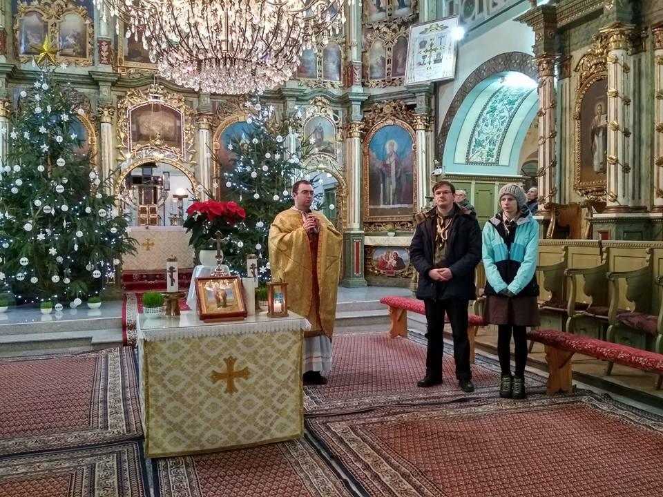 Руський Керестур, о. Михайло Шанта, 17 грудня 2017 р