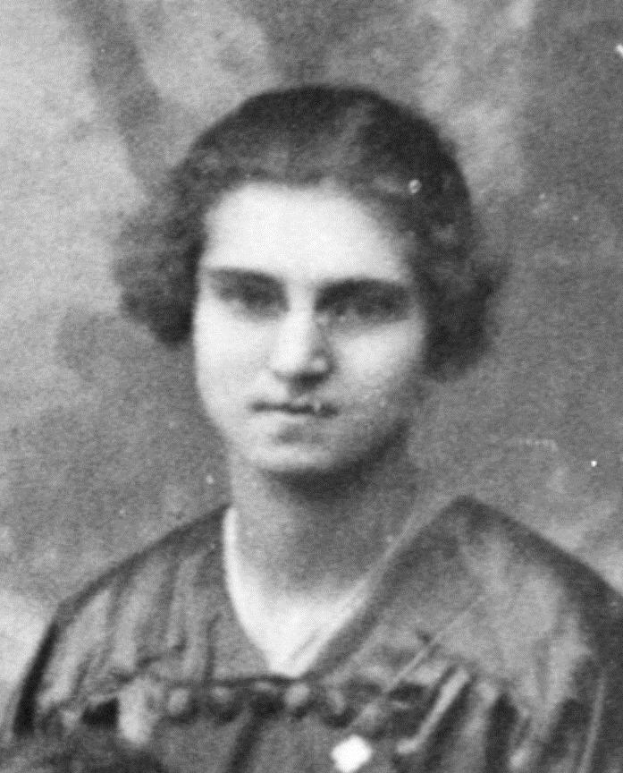 Аксентій Олена (Галя), учителька