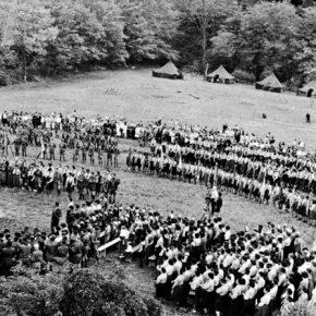 50-ліття Пласту, Вовча Тропа, Іст Четгем, США, 28 серпня - 3 вересня 1962