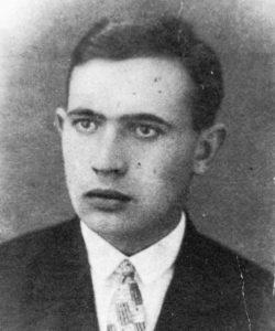 Платон Полотнюк, фото зі збірки І. Костюка