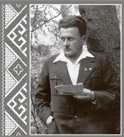 Горбовий Михайло, засновник Пласту в Косові