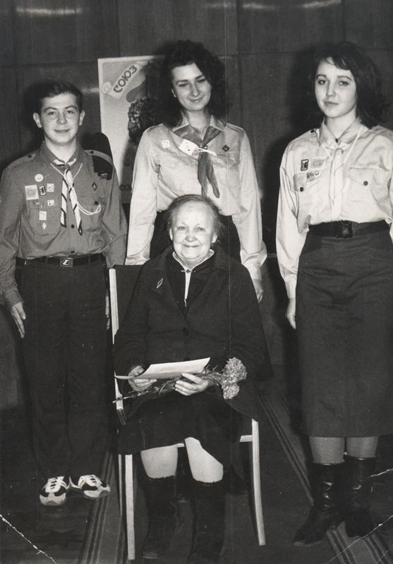 Фото з архіву пл.сен. Богдана Мисюги, ЦМ