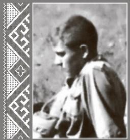 Процишин Ярослав, член таємного Пласту