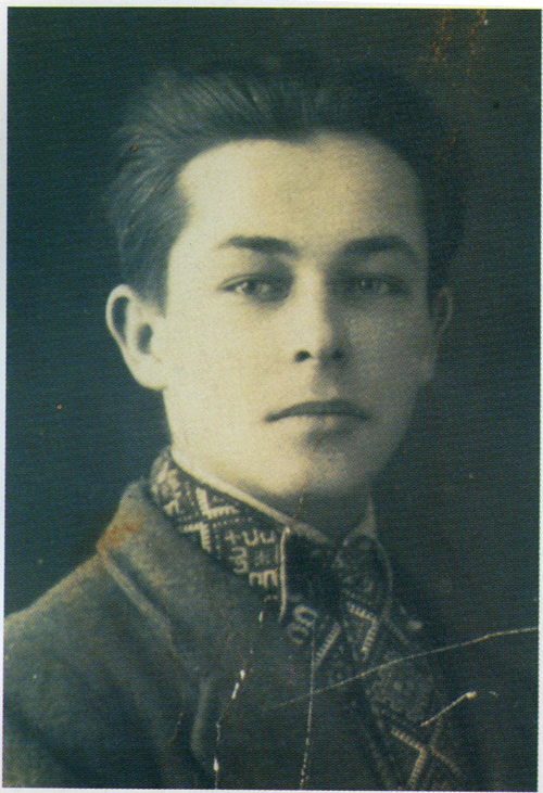 Василь Піпаш, 1941 рік